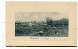 CPA  91  :  MEREVILLE  Les Cressonnières     VOIR  DESCRIPTIF   §§§ - Mereville