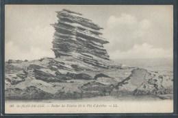 CPA 64 - Saint-Jean-de-Luz, Rocher Des Falaises Dit La Pile D'Assiettes - LL - Saint Jean De Luz