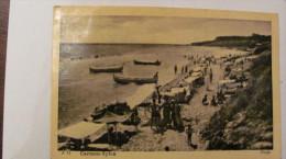 "CARMEN SYLVA / EFORIE SUD Romania ""The Beach"" 1946 - Roumanie"