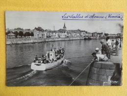 Dep 85 , Cpsm  Les SABLES D'OLONNE , La Chaume (01V023) - Sables D'Olonne