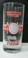 AC - COCA COLA : COMES COCA COLA - COME MEALS ILLUSTRATED GLASS FROM TURKEY - Tazas & Vasos