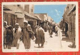 MAROC - MOGADOR - Rue De La Kechela - Altri
