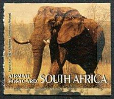 (cl 10 - P50) Afrique Du Sud ** PA N° 138 (ref. Michel Au Dos) - Elephants - - Afrique Du Sud (1961-...)