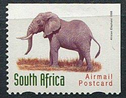 (cl 10 - P50) Afrique Du Sud ** PA N° 21 (ref. Michel Au Dos) - Elephants - - Afrique Du Sud (1961-...)