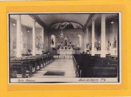 CANADA > QUEBEC > LAVAL > LAVAL DES RAPIDES > EDIFICES > EGLISES > PHOTO > Eglise Interieur - Quebec