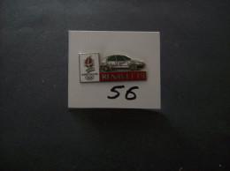 PIN´S -  JO D´ Hiver Albertville 92  Logo & Pub Renault  19    - Voir Photo ( 56 ) - Olympische Spelen