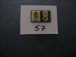 PIN´S -  JO D´ Hiver Albertville 92  Logo & Pub MC     - Voir Photo ( 57 ) - Olympische Spelen