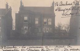 LONDON - STAMFORD HILL - High School For Girls ( Carte-photo )   Rare - London