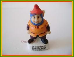 Blanche Neige Mondo TV .. Lot De 3  Feves Mat... Ref. AFF :7-2003 ... (Pan 0017) - Disney