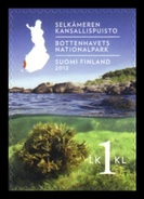 Finland 2012 Mih. 2183 Bothnian Sea National Park MNH ** - Finland