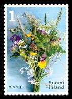 Finland 2013 Mih. 2238 Flowers. Summer Bouquet MNH ** - Finland
