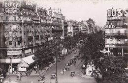Paris 75 - Immeubles Boulevard Montmartre - District 02