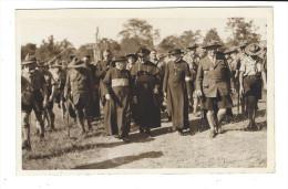SCOUTISME  , Jamboree De Gödöllö  ( 1933 ) , Cardinal Primat De Hongrie, Mgr Dubourg ( év. Marseille ), Chan. Cornette - Scouting