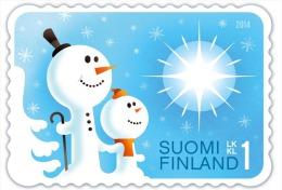 Finland 2014 Mih. 2277 Snowman MNH ** - Finland