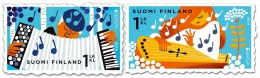 Finland 2014 Mih. 2304/05 Europa-Cept. Musical Instruments MNH ** - Finlandia