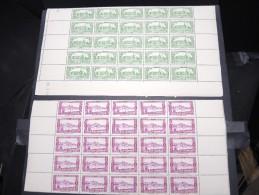 ALGERIE - Lot De Fragments De Feuilles - Quantité - A Voir - P17335 - Collections, Lots & Séries