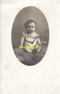 CARTE DE PHOTO PATURAGES ENFANT BEBE FILLE - Colfontaine