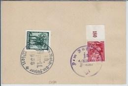 Beleg Postkarte DR Deutsches Reich Ostmark Österreich - O Wien / Znaim Niederdonau 1938 - SST Dem Führer Ein Ja ! - Deutschland