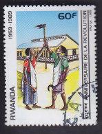 Rwanda: 30e Anniversaire De La Révolution. 1294 - Rwanda