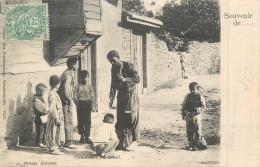 TURQUIE Commerce Au Détail  2 Scans - Türkei