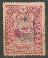 Timbres - Turquie - 1916 -  10 Piastres - - Usati