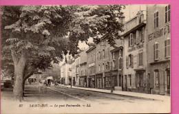 Saint-Dié -  Le Quai Pastourelle - Saint Die