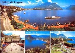 # Saluti Da Lugano - CP Multivues - TI Tessin