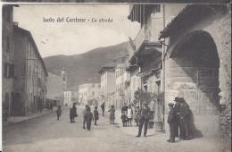 Isola Del Cantone (Genova) La Strada 1918 - Altre Città