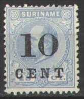 Suriname NVPH Nr 32a Ongebruikt/MLH - Suriname ... - 1975