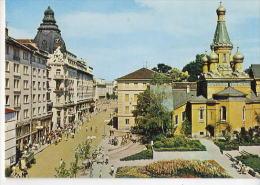 BULG020 - SOFIA - (Bulgarie)- L'eglise Russe  (Russian Church) - Bulgarien