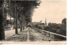 71. Chalon Sur Saone. Rempart Saint Vincent - Chalon Sur Saone