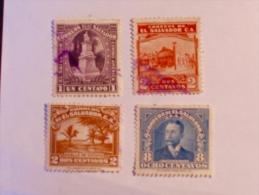 SALVADOR - EL SALVADOR  1924-35   LOT# 4 - Salvador