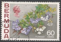 Bermuda. 1970 Flowers, 60c Used. SG 263 - Bermuda