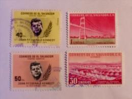 SALVADOR - EL SALVADOR  1954-64   LOT# 7 - Salvador