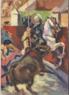 ES.- Corrida De Toros. Le Toréador. El Matador. Editions D'Art Yvon. 2 Scans - Corrida
