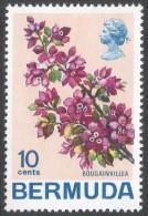 Bermuda. 1970 Flowers, 10c MH. SG 256 - Bermuda