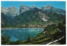 1974 - Italia - Cartolina Timbro Molveno    5/40 - Italia