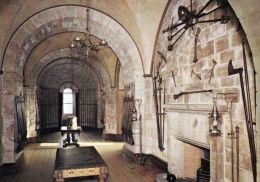 1 AK England * The Armoury Hall In Bamburgh Castle - Northumberland * - England