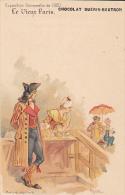 LOT DE 13 CARTES SUR LE VIEUX PARIS EXPO UNIVERSELLE DE PARIS 1900. PUB CHOCOLAT GUERIN BOUTRON - Cartes Postales