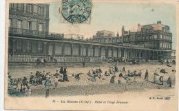 LE HAVRE - Hôtel Et Plage Frascati - Andere