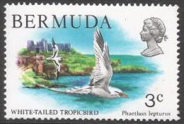 Bermuda. 1978 Wildlife, 3c MH. SG 387 - Bermuda