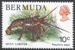 Bermuda. 1978 Wildlife, 10c MH. SG 392 - Bermuda