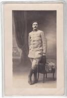 WWI - 1917 - 3 EME REGIMENT - CARTE PHOTO MILITAIRE - Guerre 1914-18
