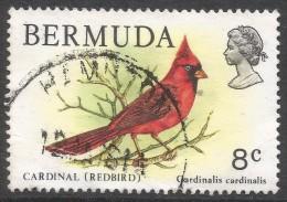 Bermuda. 1978 Wildlife, 8c Used. SG 391 - Bermuda