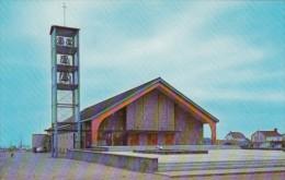 Canada L'Eglise St-Joseph Sept-Iles Quebec