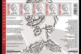 België / Belgium - Postfris / MNH - Sheet Dichter Emile Verhaeren 2016 NEW! - Belgium