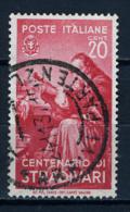 1937 - ITALIA / REGNO - ITALY - Catg. Unif. 427 - Used - (T23032016) - 1900-44 Vittorio Emanuele III