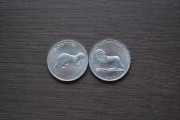 Congo D.R (Kinshasa) 25 Centimes (Weasel) 2002. KM 76, 1PCS, UNC - Congo (République Démocratique 1998)