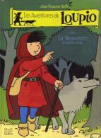 """Jean François Kieffer  """"  Les Aventures De Loupio  """" - Livres, BD, Revues"""