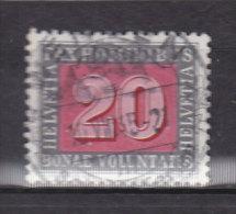 1945 N° 264     OBLITERATION  CENTRALE   CATALOGUE ZUMSTEIN - Suisse